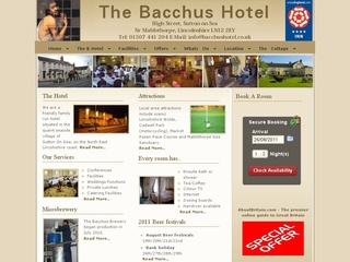 The Bacchus Hotel