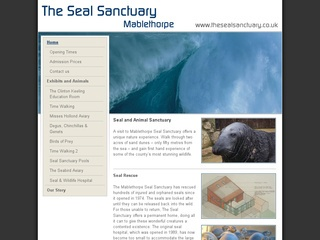 The Seal Sanctuary